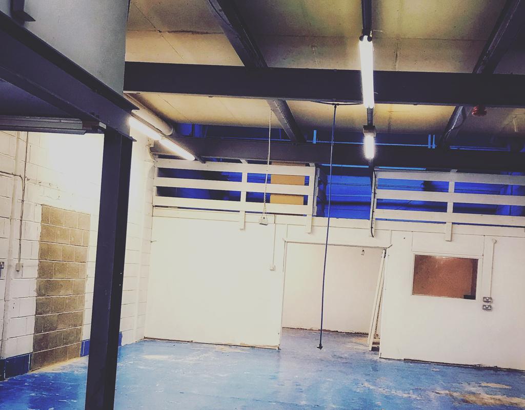 Studio Space (Part One)