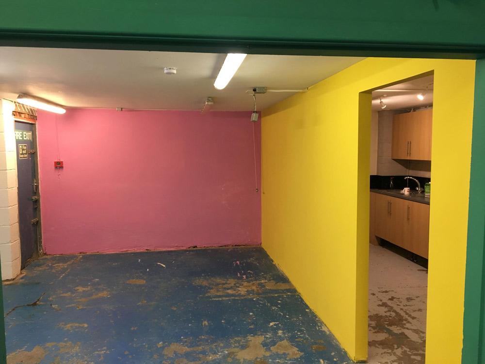 Roya Brehl Shared Studio Space