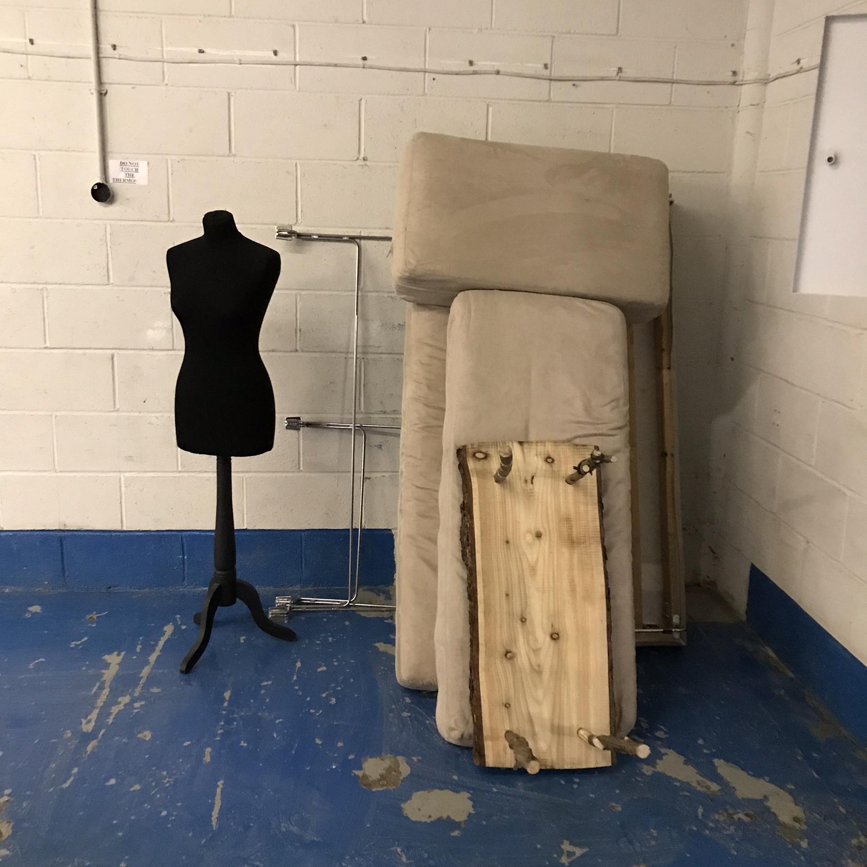 Roya Brehl Studio Workspace
