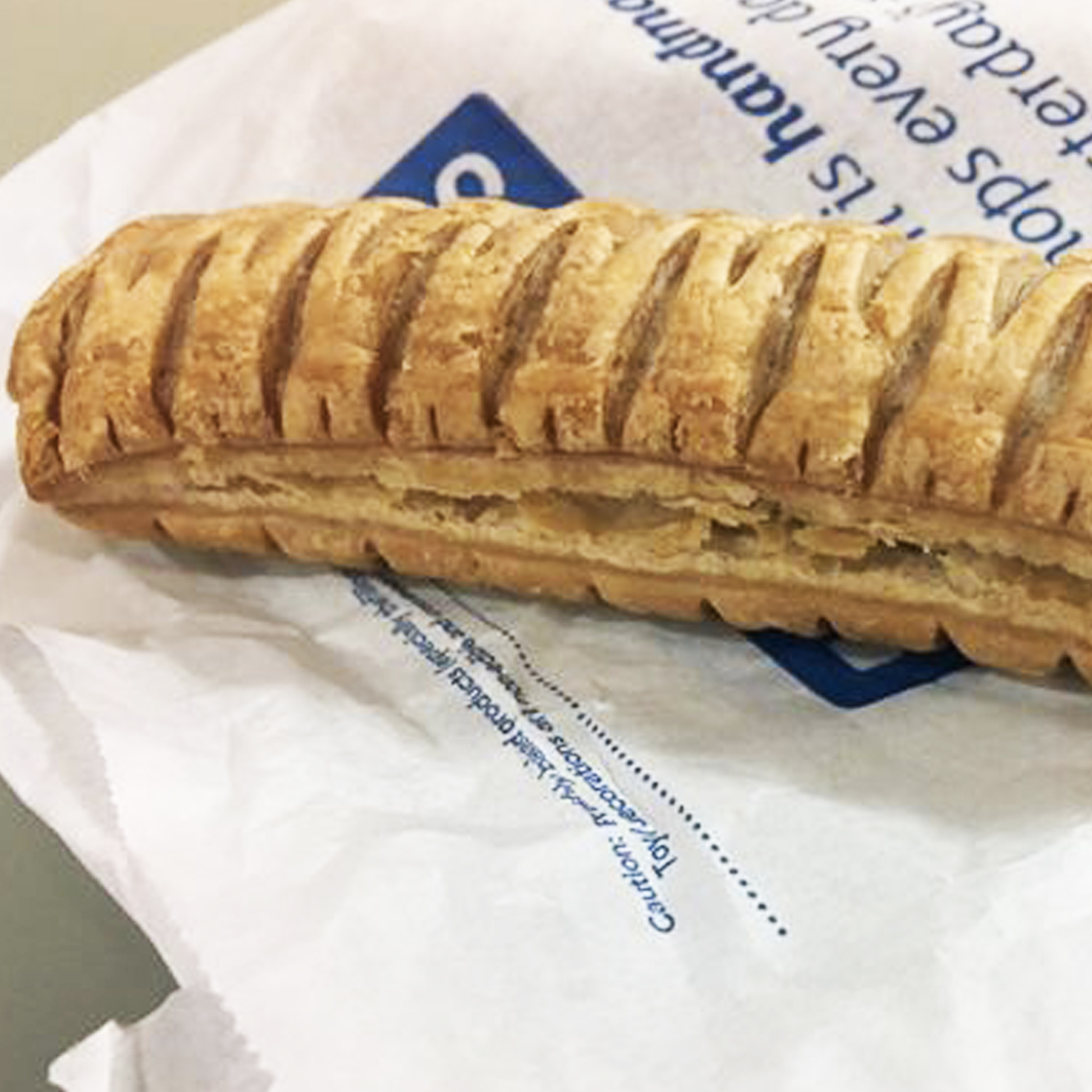 The Moral Quandry of Greggs Vegan Sausage Rolls