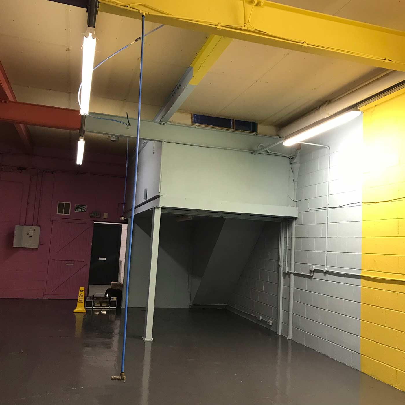 Roya Brehl Studio Space